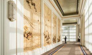 FOUR SEASON HOTEL JAKARTA - Grand Ballroom Foyer