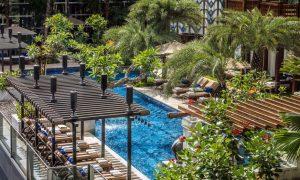 FOUR SEASON HOTEL JAKARTA - Pool Terrace