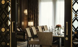 FOUR SEASON HOTEL JAKARTA - Salon
